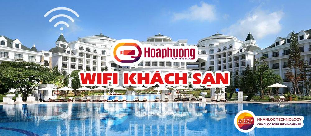 Wifi khach san tai Hai Phong